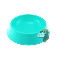 Plastová miska pro kočky a štěňata 0,2l (I.)
