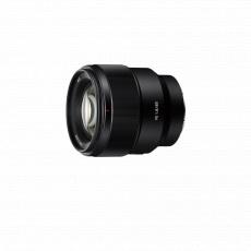 Sony objektiv SEL-85F18, 85mm, Full Frame, bajonet E