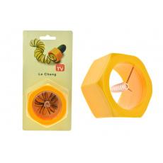 Spirálovitý kráječ zeleniny - Oranžový