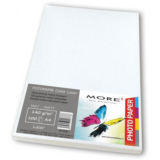 Hlazený Color Laser ,100 list,140g/m2,matt