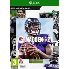 XONE - Madden NFL 21