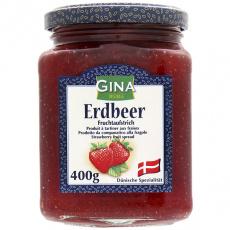 Jahodový džem, dánská specialita 400g