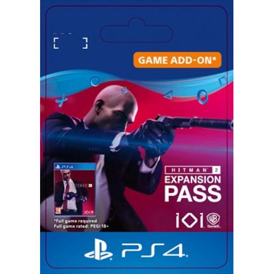 ESD CZ PS4 - HITMAN™2 - Expansion Pass