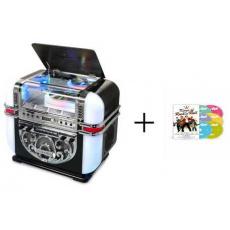 RICATECH RR700 Table Jukebox + 6CD R&R