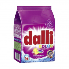 Dalli prací prášek Color plus 1,04kg 16PD