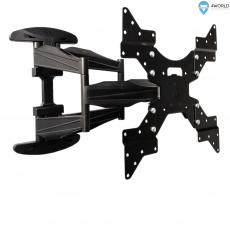 4W Držák pro LCD 32-75'' otočný/sklopný max.50kg