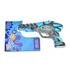 Pistole na vodu (33cm) - Modrá