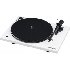 Pro-Ject Essential III RecordMa. WH+OM10