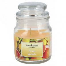 Svíčka vonná dekorativní Fruit Splash 70g