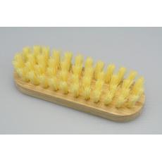 Dřevěný rýžák - Žlutý (18x6x4cm)