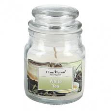 Svíčka vonná dekorativní White Tea 70g