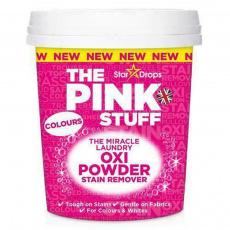 The Pink stuff zázračný prášek na skvrny na barevném i bílém prádle 1000g