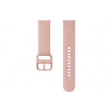 Samsung Sportovní řemínek 20mm, Gold Pink