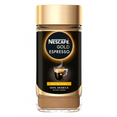 Nescafé Gold Espresso instantní káva 100 g