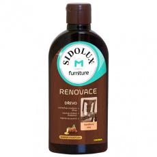 Sidolux M Renovace mléko na nábytek s mandlovým olejem 300ml