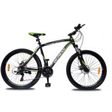 """Olpran Extreme 26"""" černá/zelená xx2191"""
