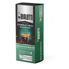 Bialetti Nespresso Kapsle 10Ks Decaf