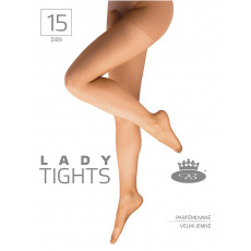 punčochové kalhoty LADY tights 15 DEN