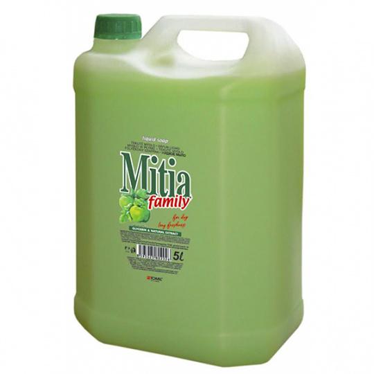 MITIA FAMILY jablko tekuté mýdlo 5l