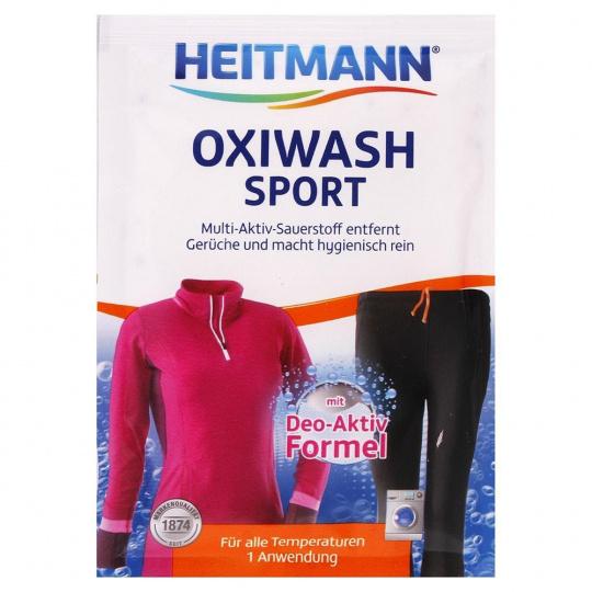 Heitmann speciální prací prášek na sportovního oblečení 50g