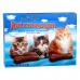 Kočičí jazýčky mléčná čokoláda 100g