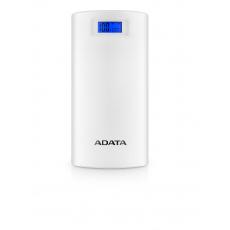 ADATA P20000D Power Bank 20000mAh bílá
