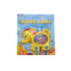 Vodní hra MIKO Slůně - Žluté (13cm)