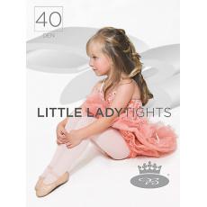 punčochové kalhoty LITTLE LADY tights 40 DEN
