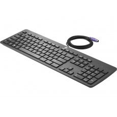 HP PS/2 Slim Business Keyboard - CZ