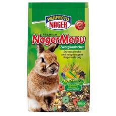 Perfecto Premium krmivo pro zakrslé králíky 1kg