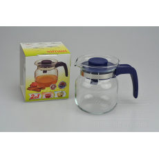 Konvice na čaj SIMAX 0,35l - Modrá (10,5cm)