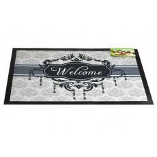 Bytová rohožka PERFECT HOME 40x60cm - Welcome, vzory