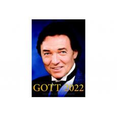 Kalendář 2022 nástěnný - Gott