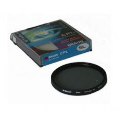 Braun C-PL StarLine polarizační filtr 52 mm