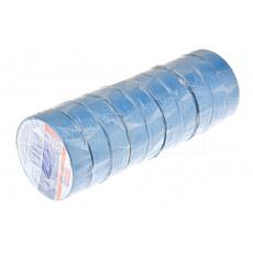 Elektrikářská páska 0.15x15mm / 5m - Modrá 1 ks