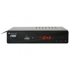 ZIRCON FIRE SE DVB-T2 HD přijímač