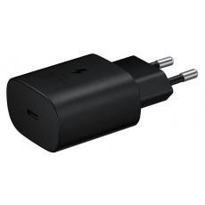 Samsung EP-TA800NB Fast nabíječ 25W bez kab, Black