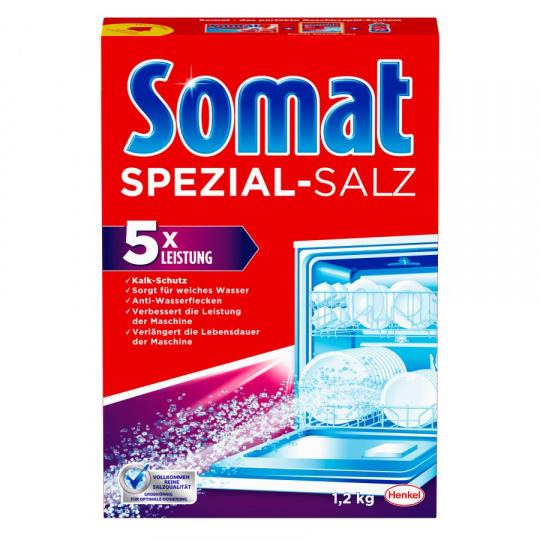 Somat speciální sůl do myčky nádobí 1,2kg