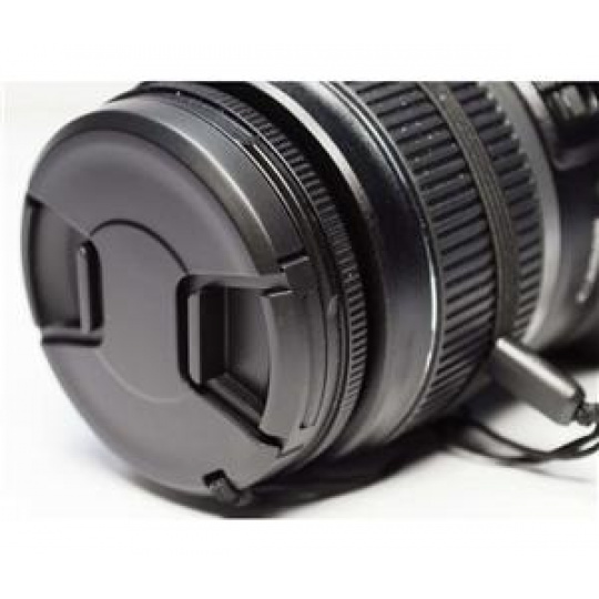 BRAUN přední krytka objektivu PROFI - 58 mm