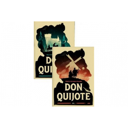 Don Quijote (dva svazky)