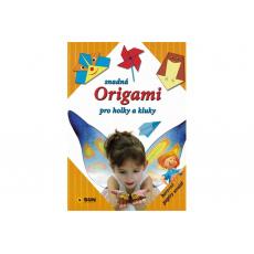 Snadná origami pro holky a kluky - oranžové