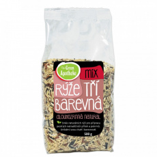 Rýže Tříbarevný mix 500g