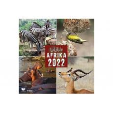 Kalendář 2022 - Jižní Afrika - nástěnný