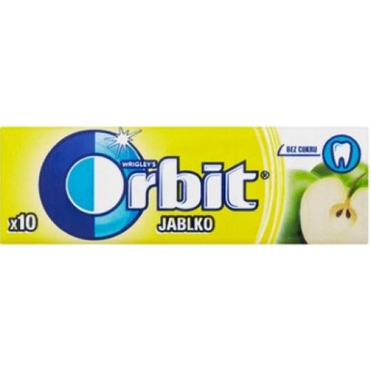 Wrigley's Orbit Jablko dražé 30x14g