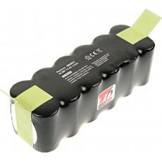 Baterie T6 power iRobot Roomba 5xx, 6xx, 7xx, 8xx serie, Ni-MH, 3300mAh, 48Wh