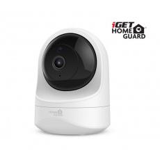 iGET HGWIP819 - WiFi rotační IP FullHD 1080p kamera,noční vidění,mikrofon + reproduktor,microSD slot