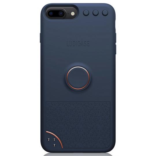 LUDICASE Edition Playground iPhone 6/7/8 Plus Blue