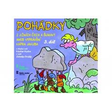 CD - Pohádky z Jižních Čech a Šumavy