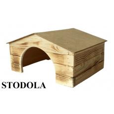 Dřevěná budka Stodola 4 MORČE