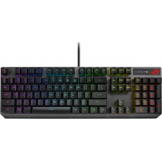 ASUS ROG STRIX SCOPE RX (CZ layout, Optical Mechanical, RX Red)